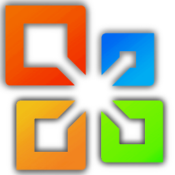Click the image for a view of: Office 2010 icon
